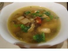 Ароматна супа с месо