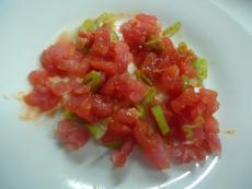 Люта смес с туна за суши