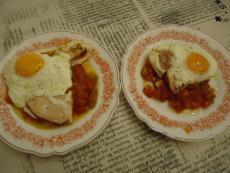 Баски яйца